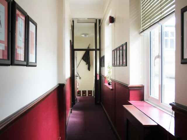 Corridor, Balham, London, Alternative Venues London, Military Venues, Military Locations