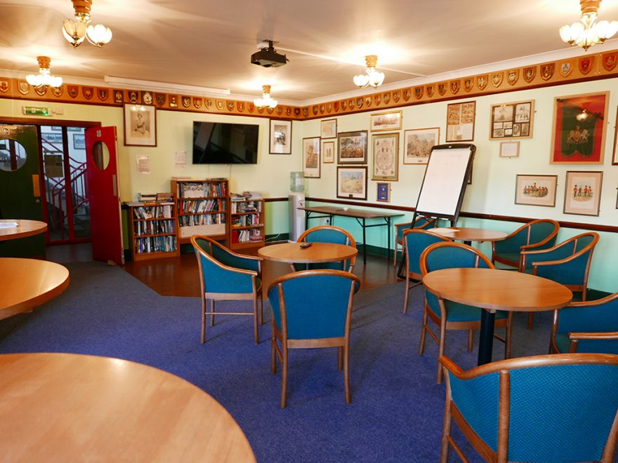 Bar, Camberwell, Oval, Event, Classroom, Reception, Corporate, Meeting, Training,  London, Alternative Venues London, Military Venues, Military Locations, Space to Hire, Venues