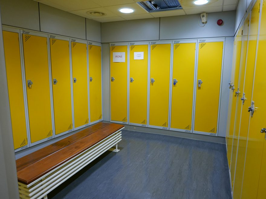 Kensington, Bathroom, Lockers, London, Alternative Venues London, Military Venues, Military Locations, Space to Hire, Venues, Location