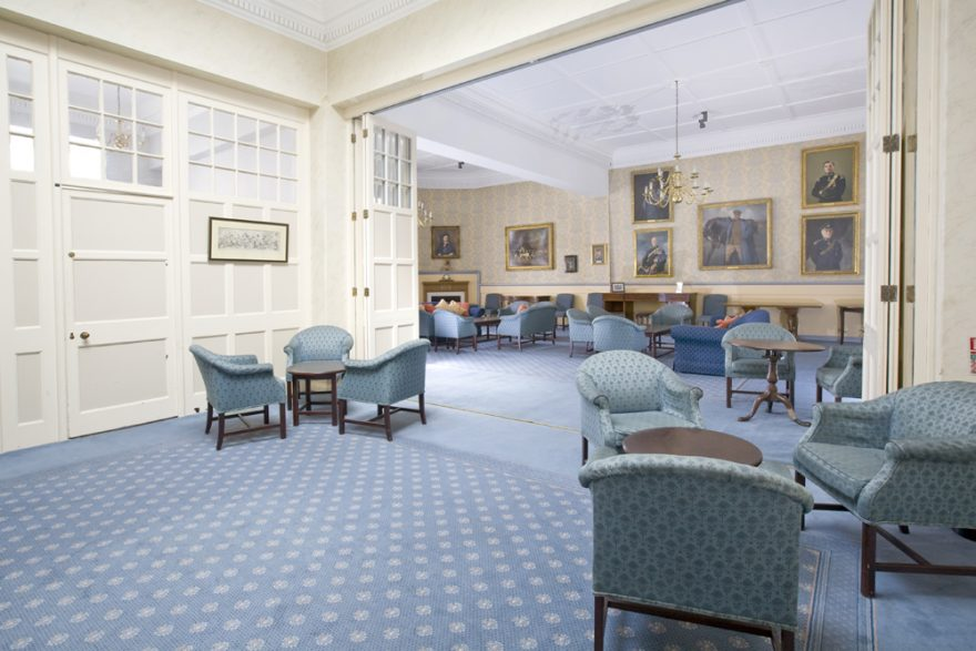 Reception Room, Ante Room Chancery Lane, Lincolns Inn, Alternative Venues London, Military Venues, Military Locations