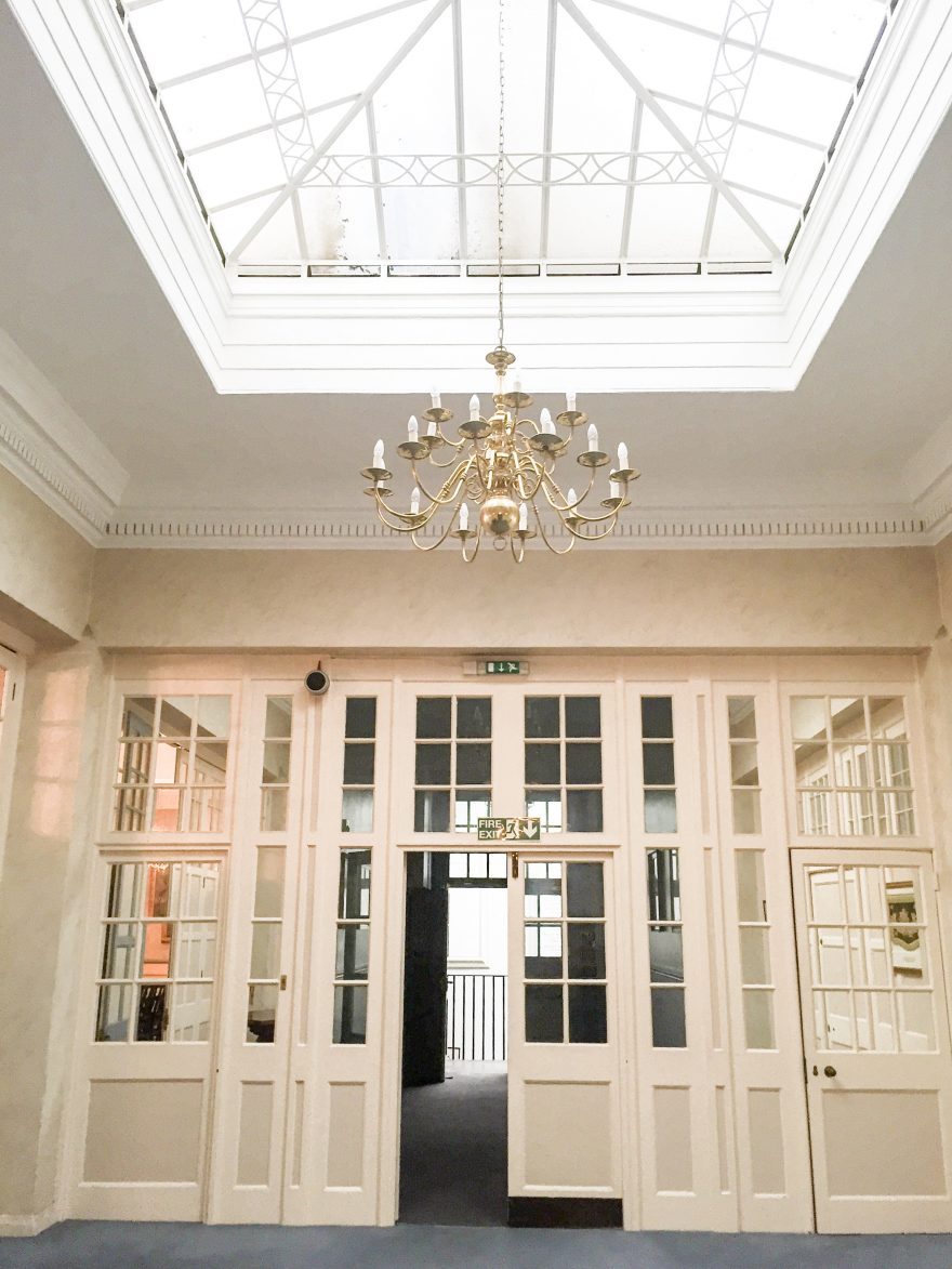 Reception Room, Chancery Lane, Lincolns Inn, Alternative Venues London, Military Venues, Military Locations
