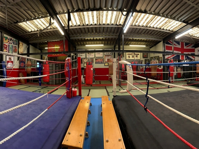 Boxing Ring, Location, Training, Grove Park, Filming, London, Alternative Venues London, Military Venues, Military Locations, London