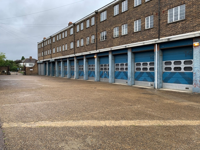 Garages, Location, Training, Grove Park, Filming, London, Alternative Venues London, Military Venues, Military Locations, London