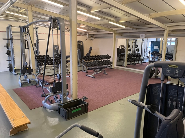 Gym, Location, Training, Grove Park, Filming, London, Alternative Venues London, Military Venues, Military Locations, London