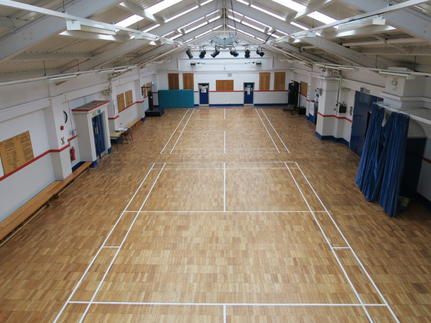 Hall, Croydon, Sydenham Road, London, Alternative Venues London, Military Venues, Military Locations, Space to Hire, Venues