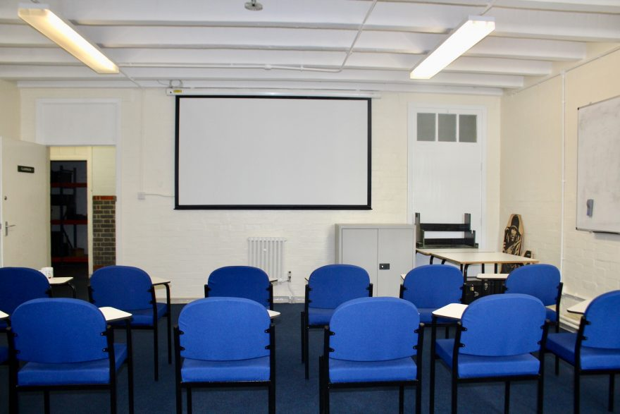 Classroom, Training, Meeting, Hammersmith, Event, Corporate,  London, Alternative Venues London, Military Venues, Military Locations, Space to Hire, Venues, Location