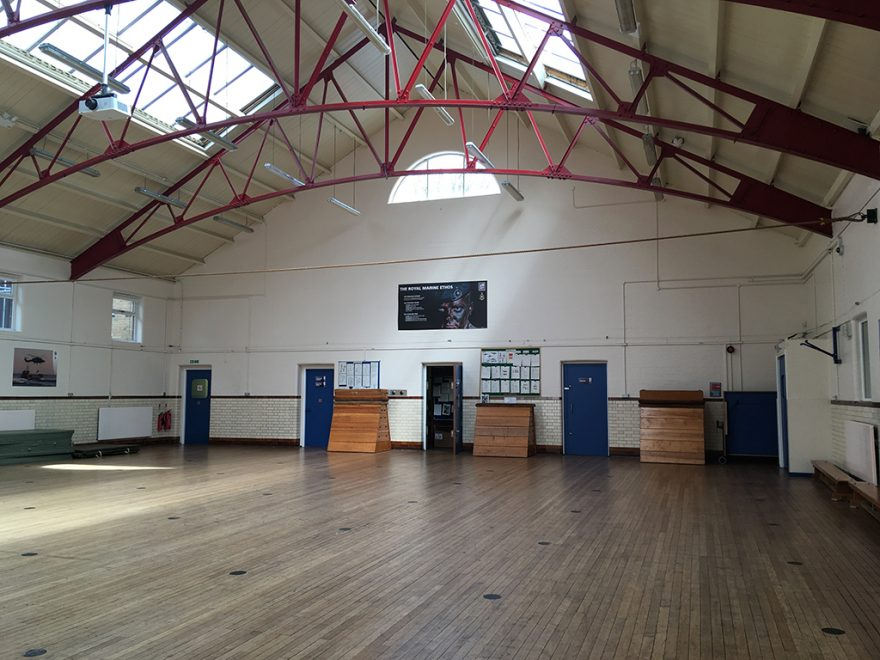 Hall, Southfields, Alternative Venues London, Military Venues, Military Locations