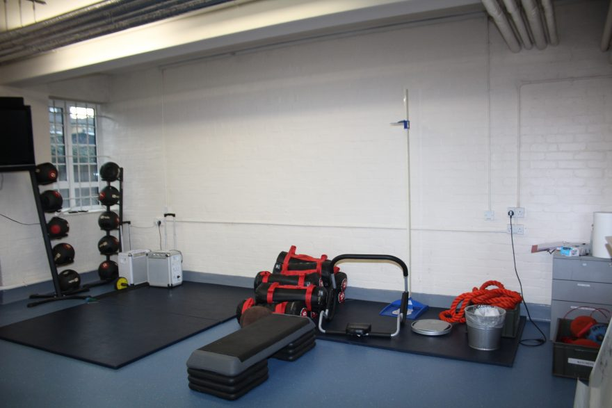 Gym, Croydon, Sydenham Road, London, Alternative Venues London, Military Venues, Military Locations, Space to Hire, Venues