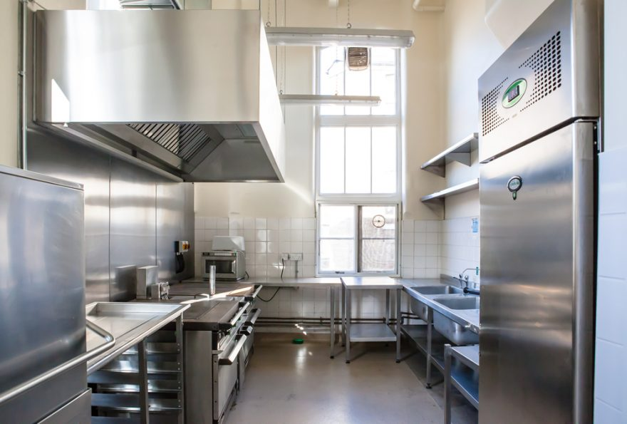Kitchen, Victoria, London, Alternative Venues London, Military Venues, Military Locations