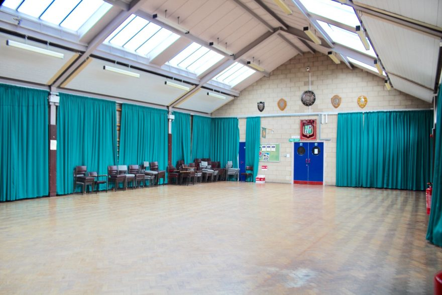 Hall, Camberwell, Oval, Event, Classroom, Reception, Corporate, Meeting, Training,  London, Alternative Venues London, Military Venues, Military Locations, Space to Hire, Venues