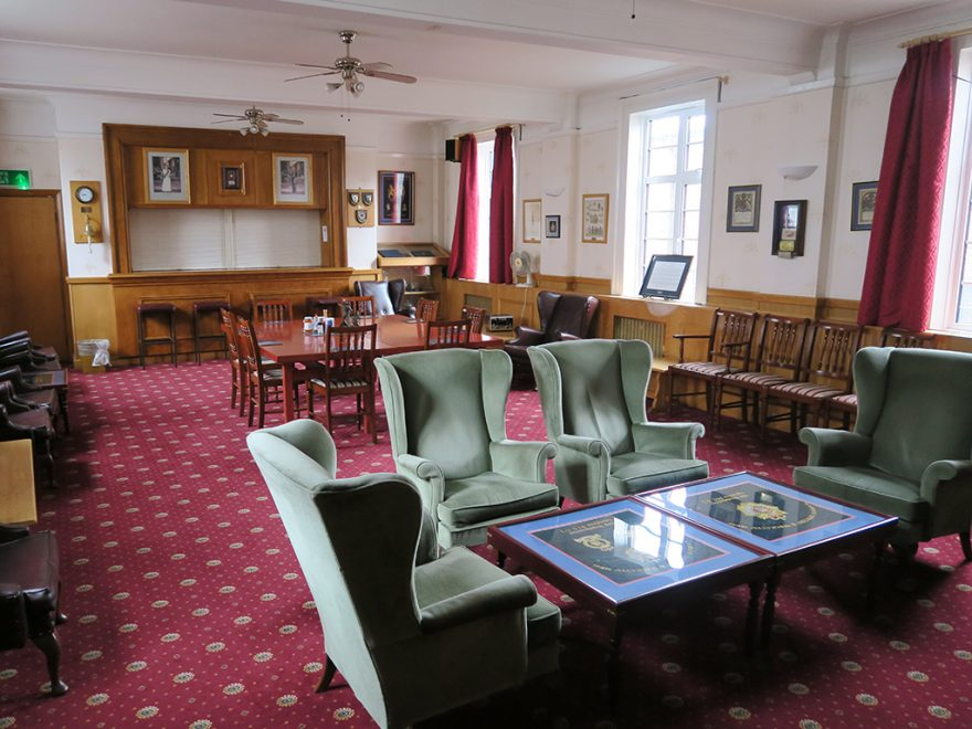 Sargents Mess, Meeting room, Dining room, Croydon, Sydenham Road, London, Alternative Venues London, Military Venues, Military Locations, Space to Hire, Venues