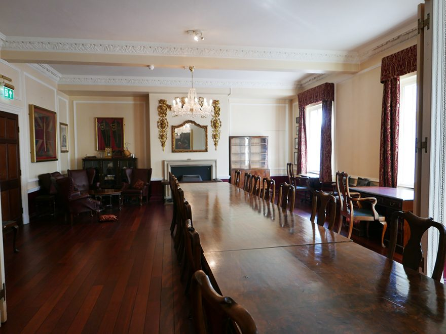 Officers Mess, Balham, London, Alternative Venues London, Military Venues, Military Locations
