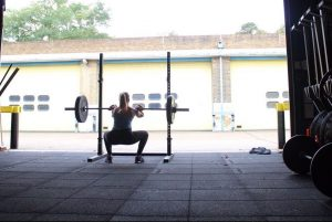CrossFit Dawn utilise garage space in our West Ham venue
