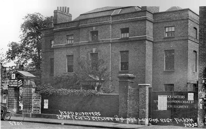 Fulham House early 20th century
