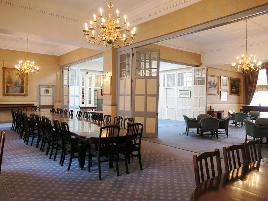 Dining Room, Ante Room, Chancery Lane, Lincolns Inn, Alternative Venues London, Military Venues, Military Locations