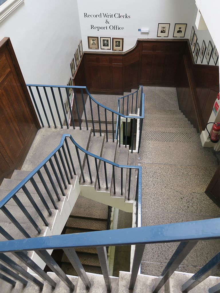 Stairs, Chancery Lane, Lincolns Inn, Alternative Venues London, Military Venues, Military Locations