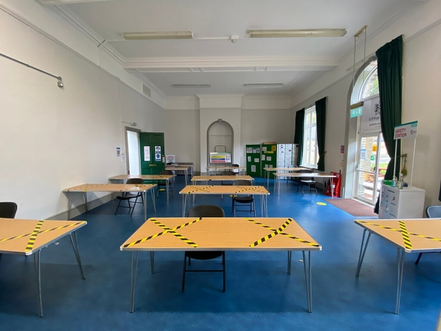 Whipps Cross ,  London, Alternative Venues London, Military Venues, Military Locations, Space to Hire, Venues, Location, Meetings,  training, training location, Corporate meetings, Dining Room